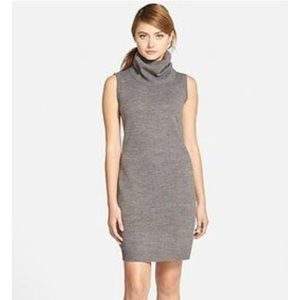 Cupcakes and Cashmere Cowl Neck Sweater Dress